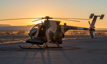 Kenya Defence Force ordres six armed MD 530F attack helicopters