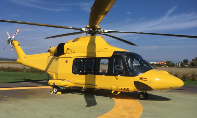 LCI AW139 transitions across continents, customers and roles to land with Elitaliana
