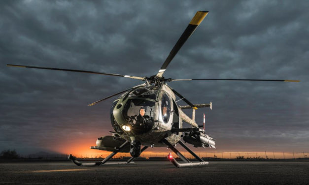 Lebanon Air Force orders six armed MD530G scout attack helicopters