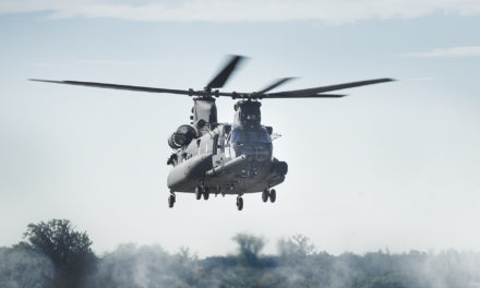 U.S. Army awards Boeing $160 Million to continue Chinook rotor blade support