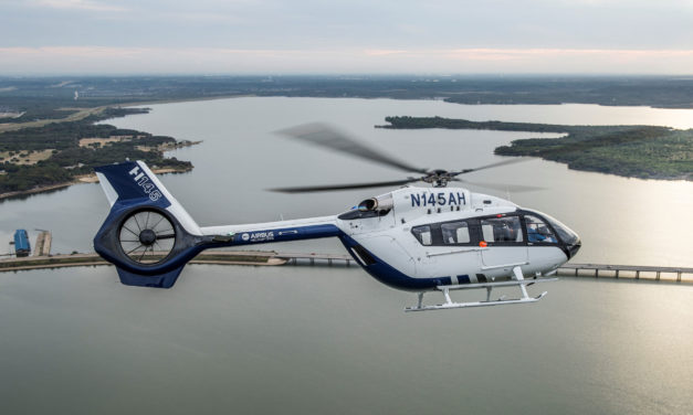Airbus to deliver Canada's first H145 in HEMS configuration to STARS air ambulance