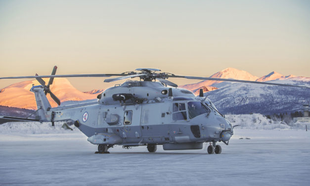 Patria received a follow-on order for NH90 maintenance in Norway