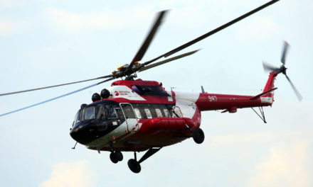 Russian Helicopters delivers two Mi-172 helicopters to Equatorial Guinea