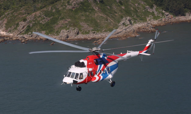 """JSC """"Russian Helicopters"""" holds the South Asian Heli Tour demonstrating Ansat and Mi-171A2 helicopters in Thailand"""