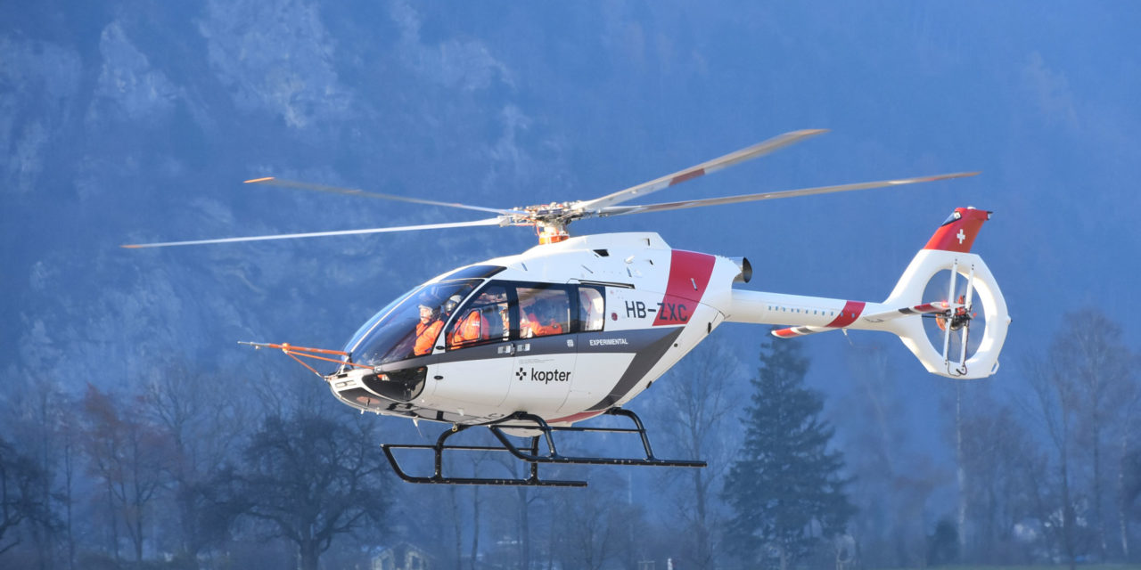 SH09 latest prototype begins flight trials