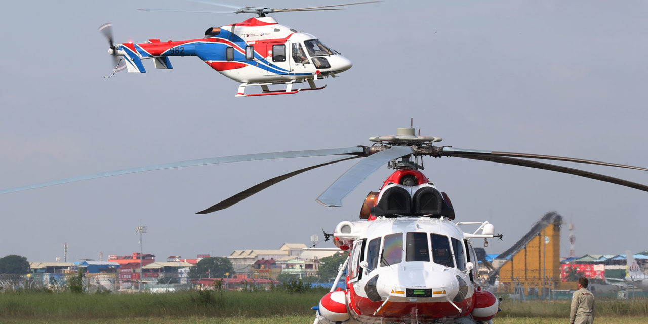 Russian Helicopters woos Southeast Asia