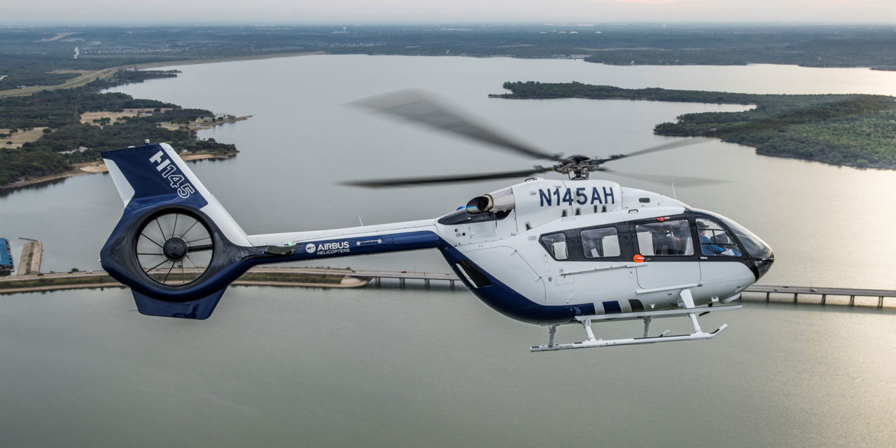 Airbus to Deliver First Canadian H145 in HEMS Configuration to STARS