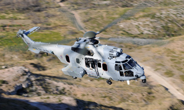 The Royal Thai Air Force receives two new H225M