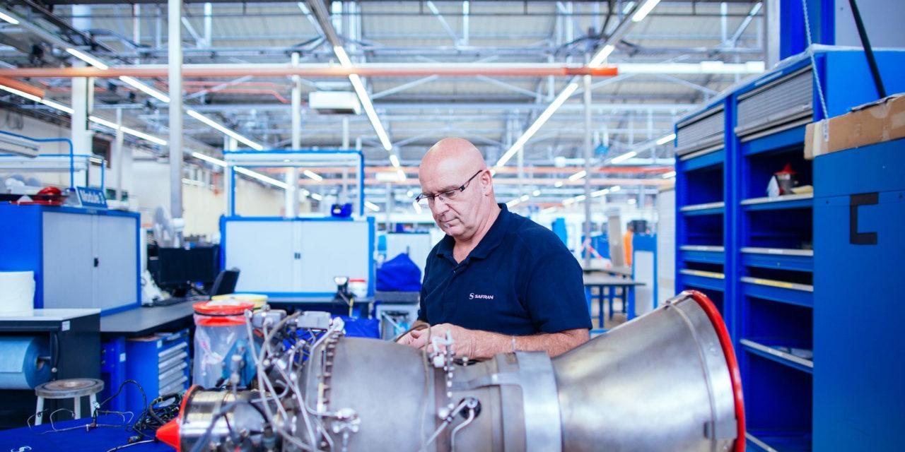 Safran supports the Danish Air Force Arriel engine fleet