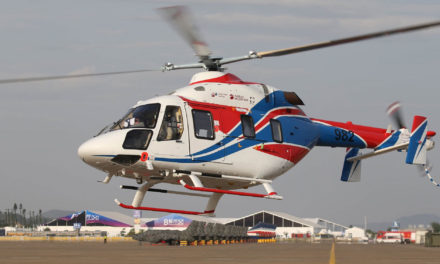 Russian Helicopter Signs Contract for the Delivery of 20 Ansat Helicopters in China