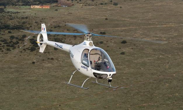 Airbus Helicopters VSR700 demonstrator flies unmanned