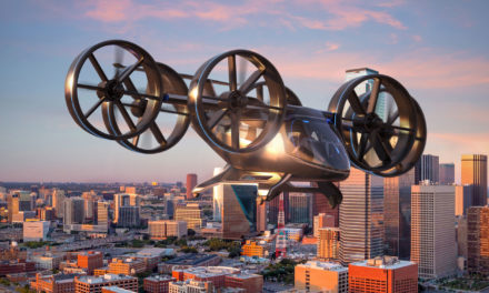 Bell unveils full-scale design of air taxi at CES 2019