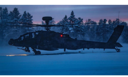 Leonardo awarded £293 million Apache integrated operational support contract by UK MOD