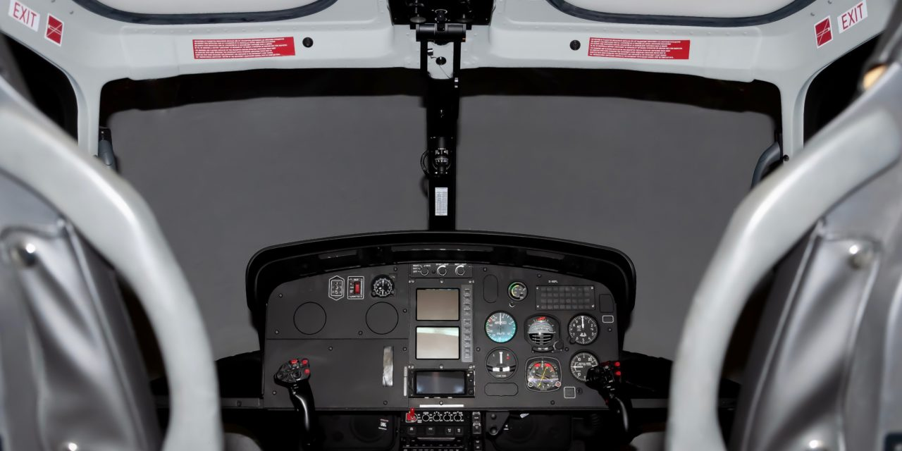 Installation of the Airbus H125 full flight simulator