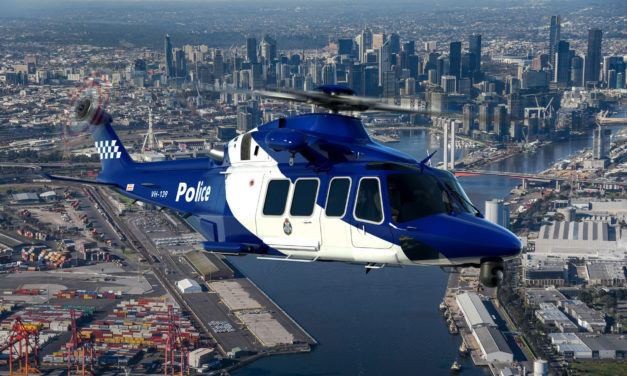 Leonardo announces three AW139 helicopters for Victoria police of Australia
