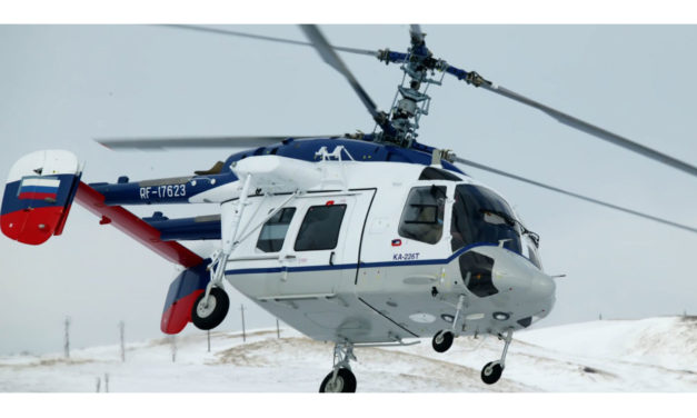Rostecidentified potential partners in localization of Ka-226T in India
