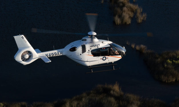 Airbus Helicopters selects Pratt & Whitney PW206B3 engineto power H135 for U.S. Navy Trainer Replacement proposal