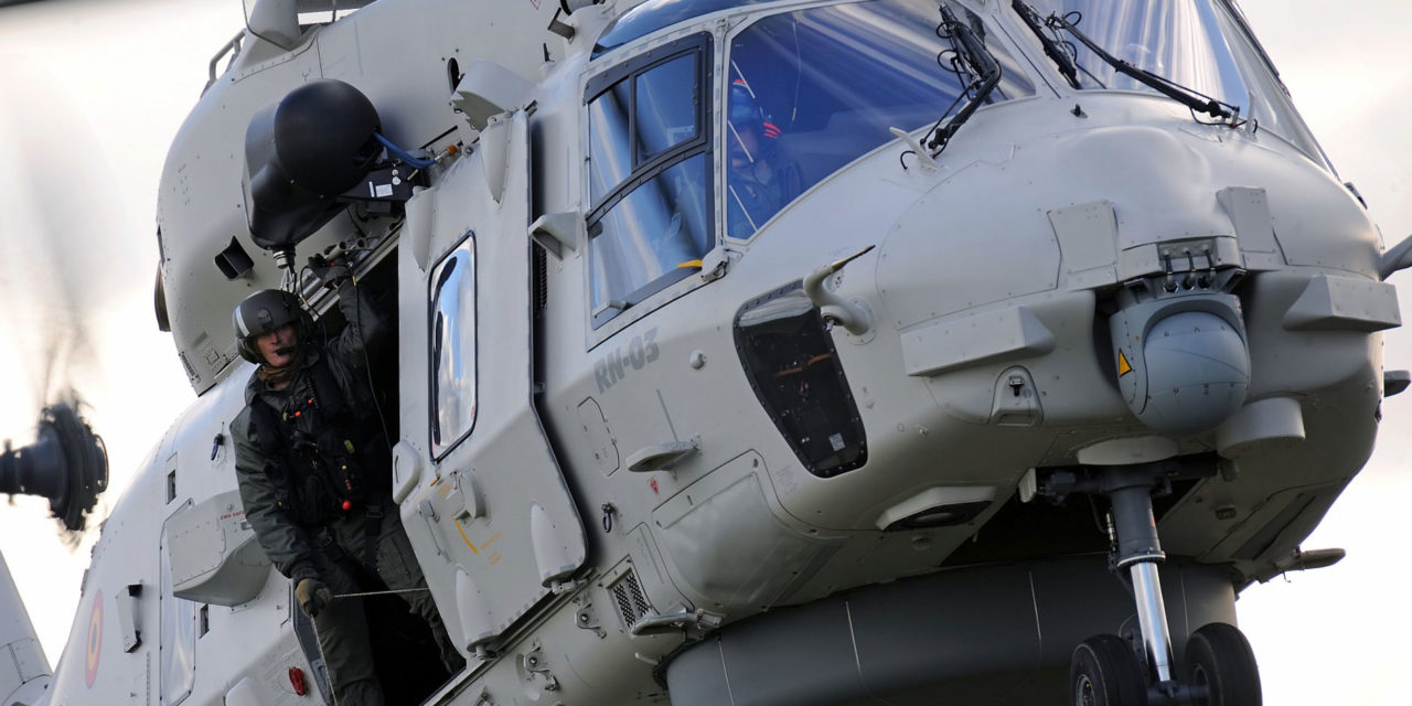 Belgian Air Force to benefit from Safran Expert link service