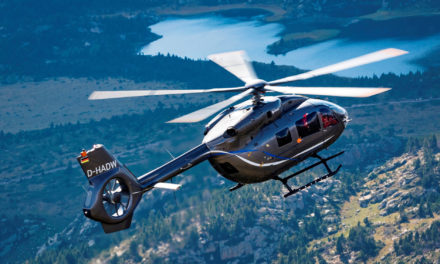 David MacNeil becomes first private customer in North America to upgrade to new H145