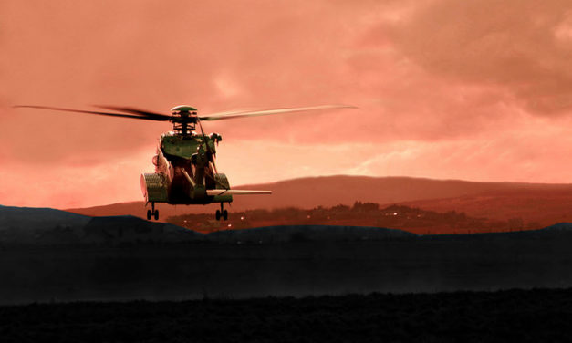 Everett Aviation signs with Lobo Leasing for its first Sikorsky S-92A helicopter