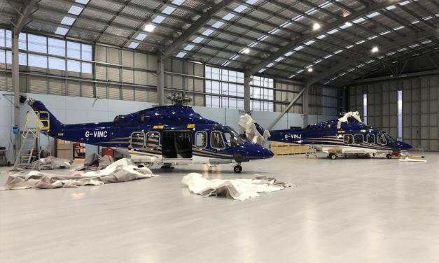 LCI grows Australia-based helicopter fleet