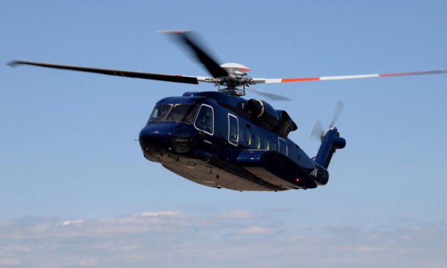 Sikorsky introduces S-92A+ and S-92B helicopters