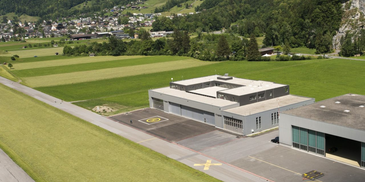 Kopter Expands Presence at Mollis Airfield