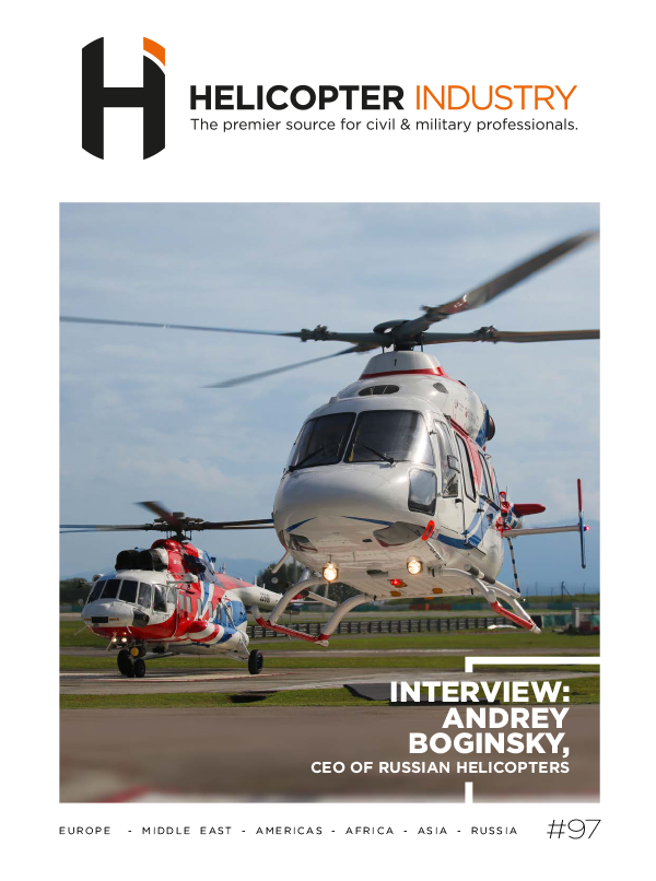 E-MAGAZINES - Helicopter Industry