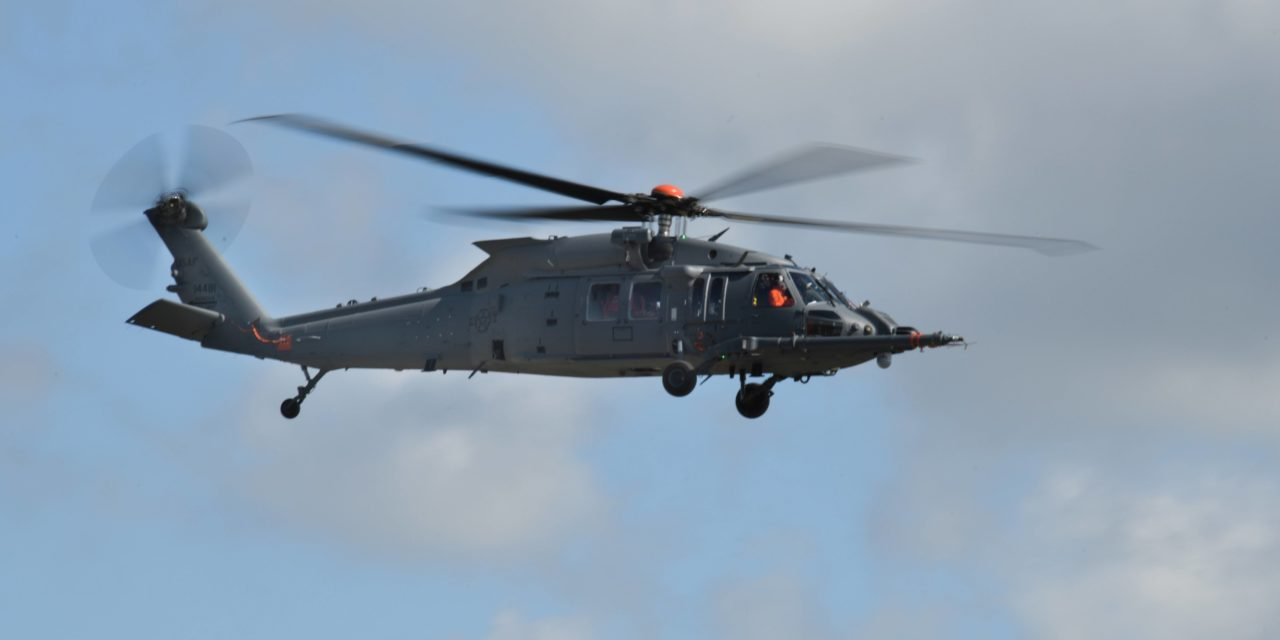 Sikorsky HH-60W combat rescue helicopter achieves first flight