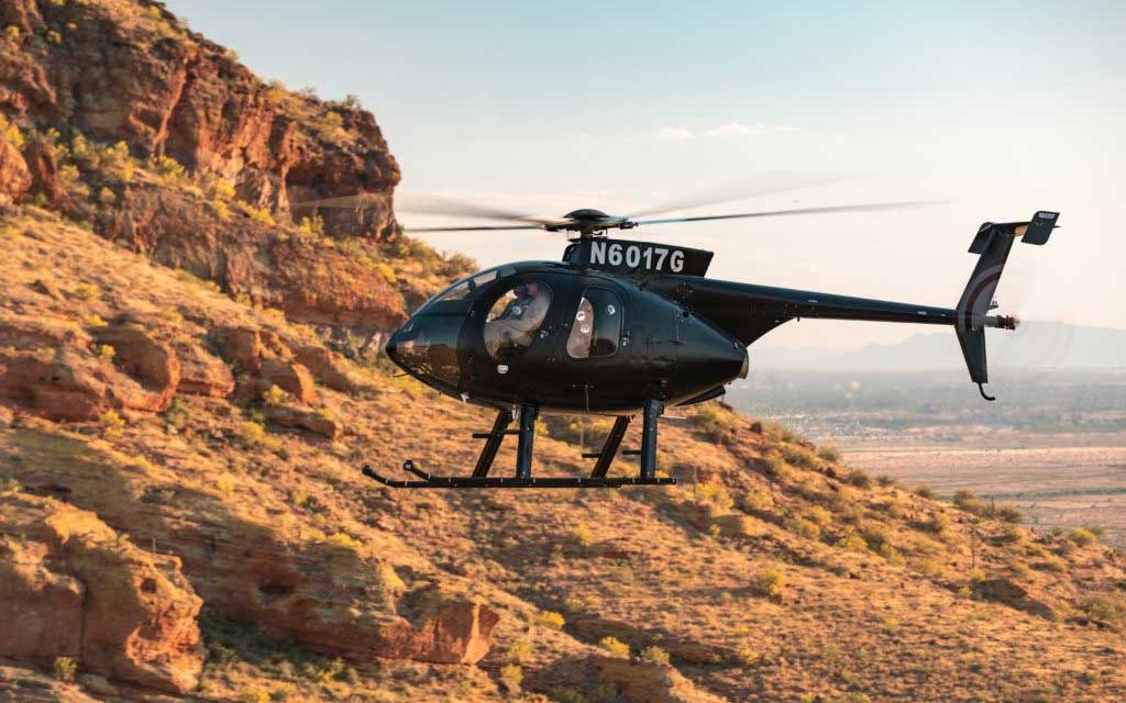 IDAG welcomes a new MD530F