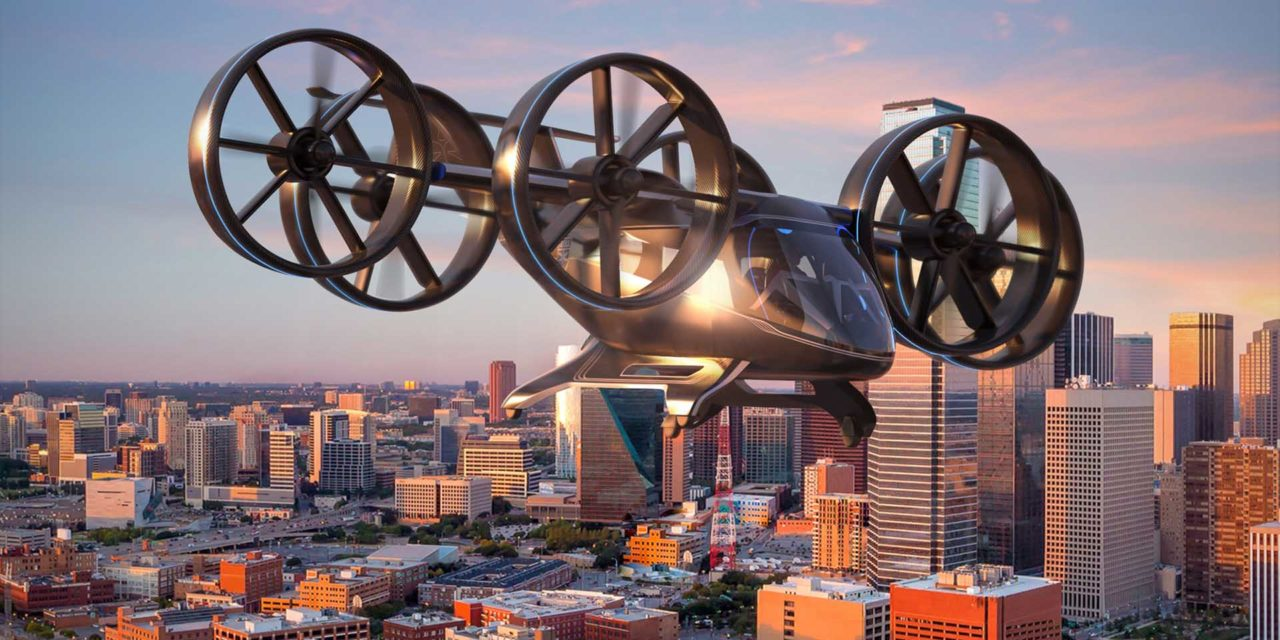 Bell unveils new air taxi concept at CES 2019
