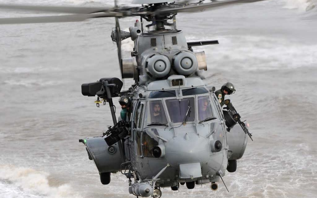 Airbus Helicopters supports modernisation of training center in Ukraine