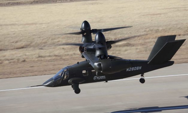 The Bell V-280 Valor has been flying for a year