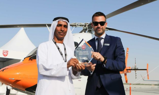 Bell delivers two Bell 429s at MEBAA 2018