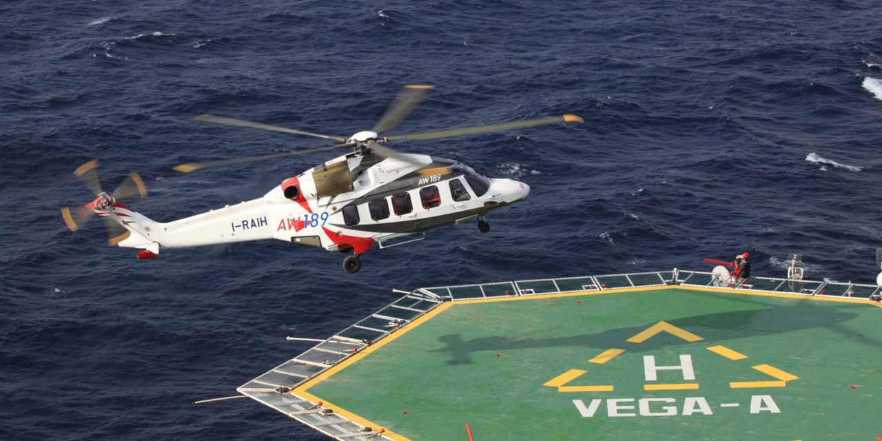 Sakhalin Energy signs for three AW189
