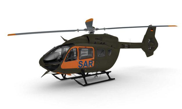 Bundeswehr orders H145