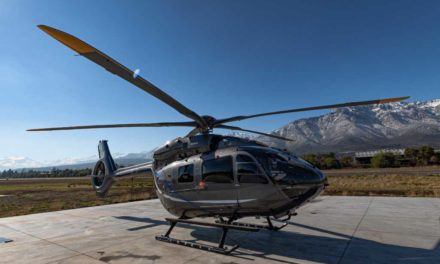 New H145 High Altitude Flight Campaign Begins in Chile