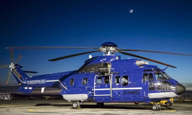 German Federal Police strengthens Super Puma fleet