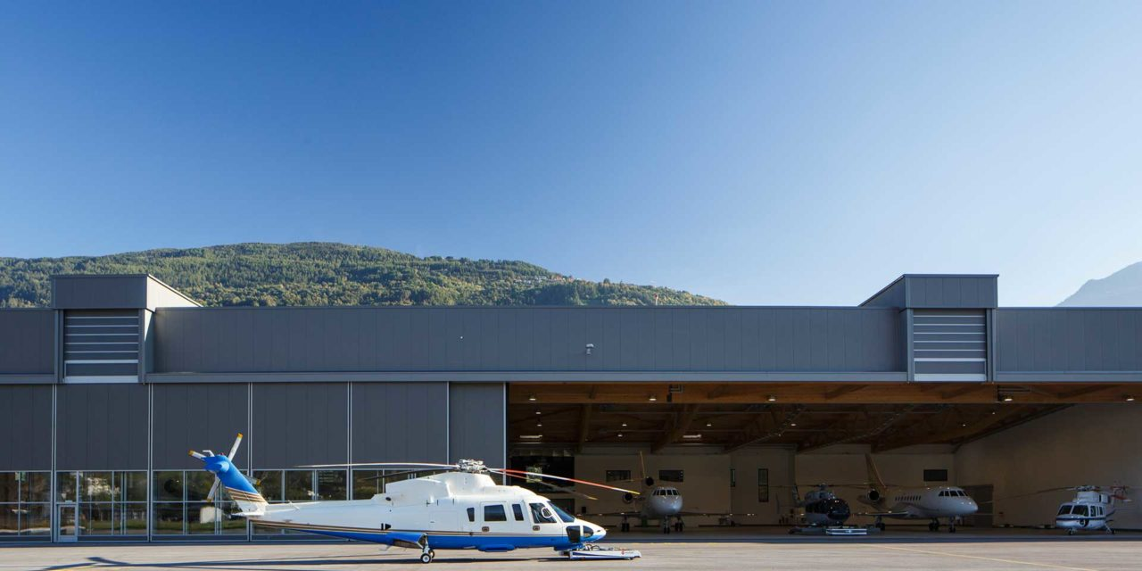 """Swiss Airfields: a """"clean order"""" planning"""