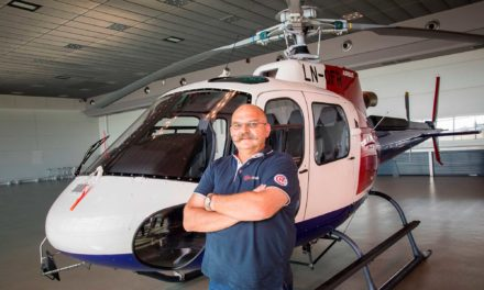 Helitrans: first operator to receive H125s with digital logcards