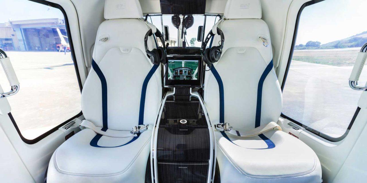 Bell 429 sales progress in Europe