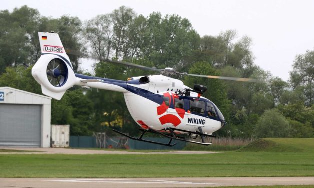 Wiking Helikopter Service adds an H145 to its fleet