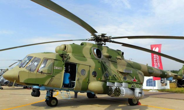 Russian Helicopters to open mobile service center for maintenance of Mi-171Sh helicopters in Peru this year