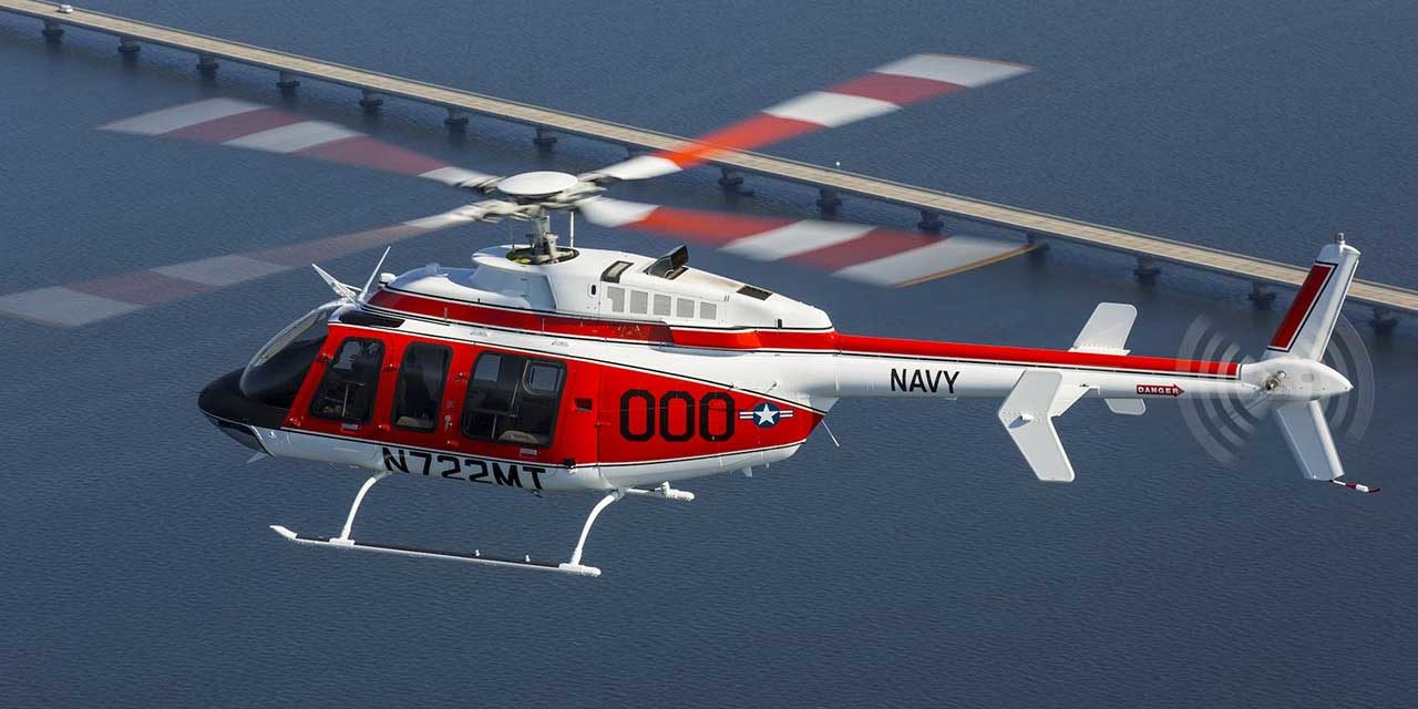 Bell 407 to be Built in Alabama if Selected by Navy