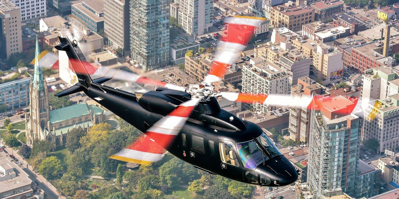 Urban Mobility: Sikorsky's AAG and BLADE  Announce Agreement