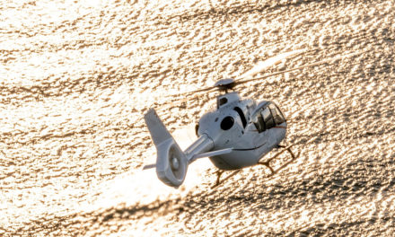 The Brazilian navy orders three H135