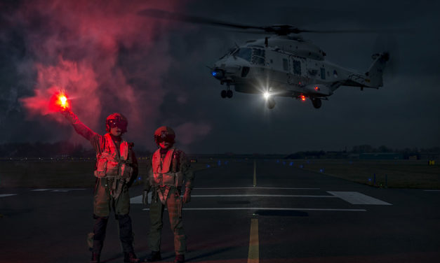 Dutch NH90's: From pioneering to a capable platform