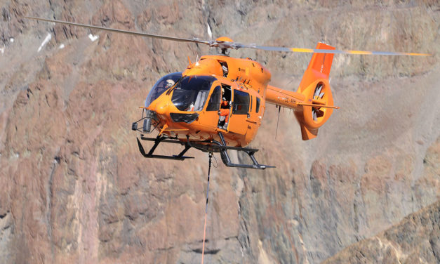 Chile's EcoCopter, reaching for the summit