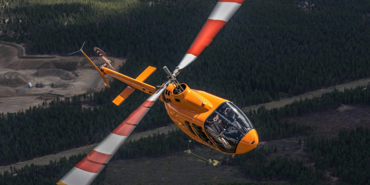Special days to promote the helicopter world