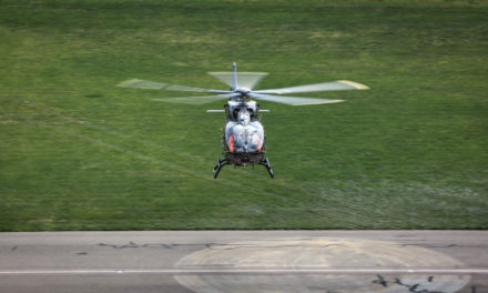 Second H145 prototype performs maiden flight